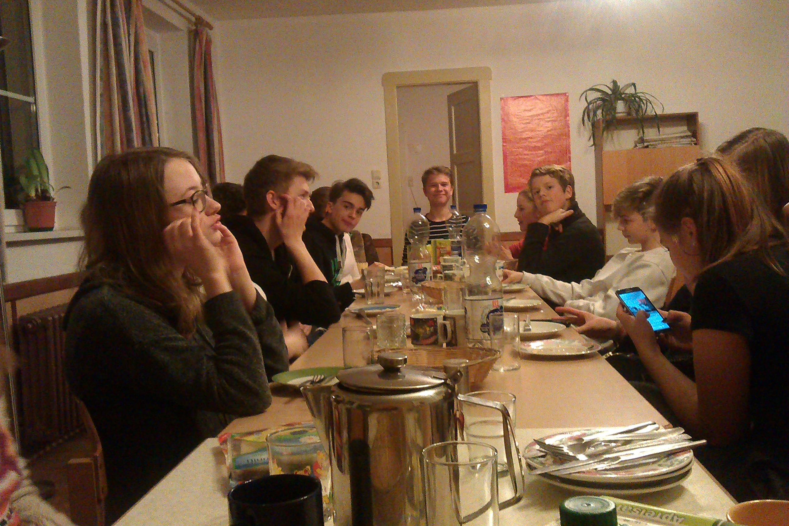 Abschlussfahrt nach Vietmanndorf März 2016