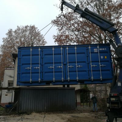 Container – Area