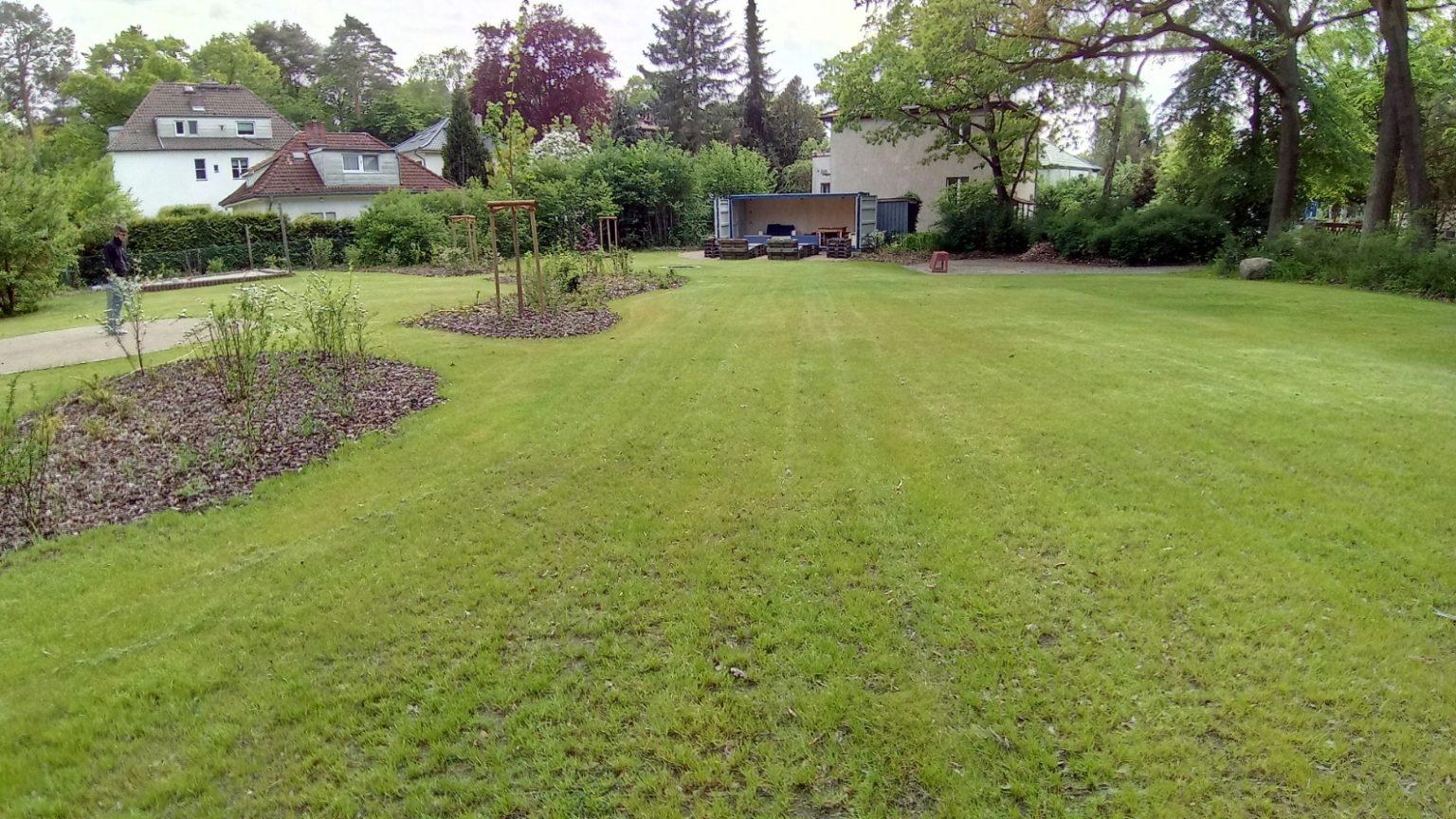 Garten Weitblick